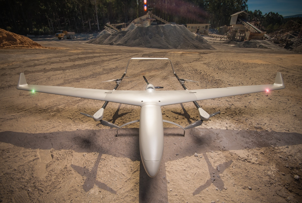 alti transition fixed wing drone