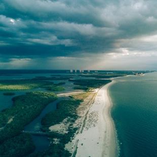 caelus drone services coastline