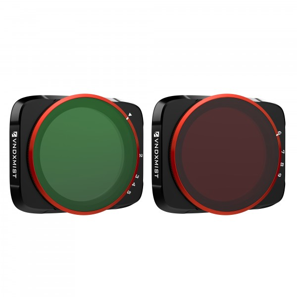 Air2s VND Xmist filters