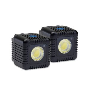 twin lume cubes