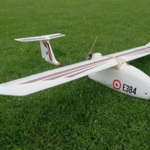 E384 fixed wing drone