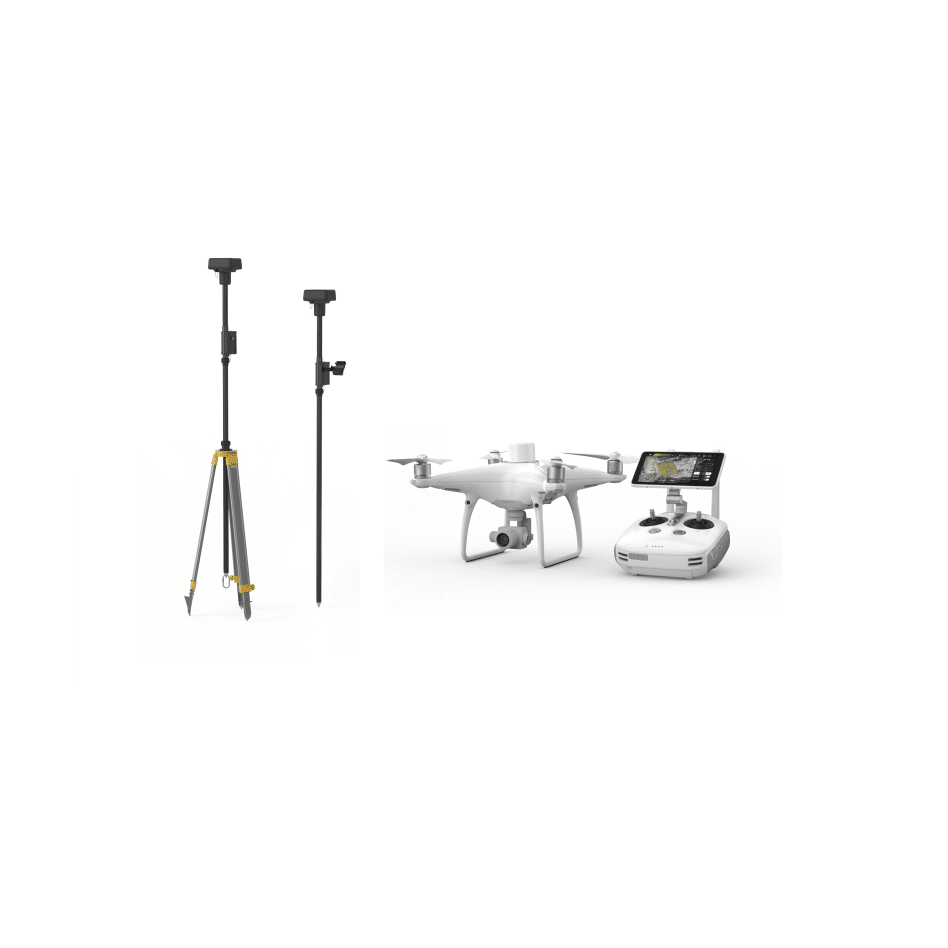 DJI Phantom 4 RTK & D-RTK Ground Station Bundle
