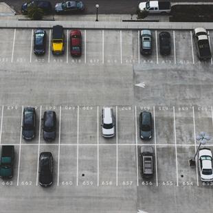 caelus drone services carpark